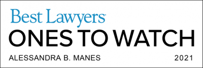 Alessandra Manes Best Lawyer Ones to Watch