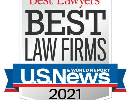"FCLC Group Named One of Best Lawyers® ""Best Law Firms"" for 2021"